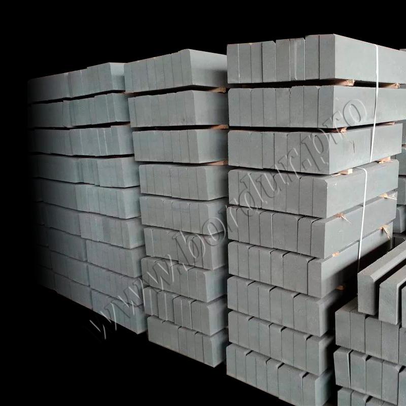 Бордюр садовый БР 60.20.8 бетонный