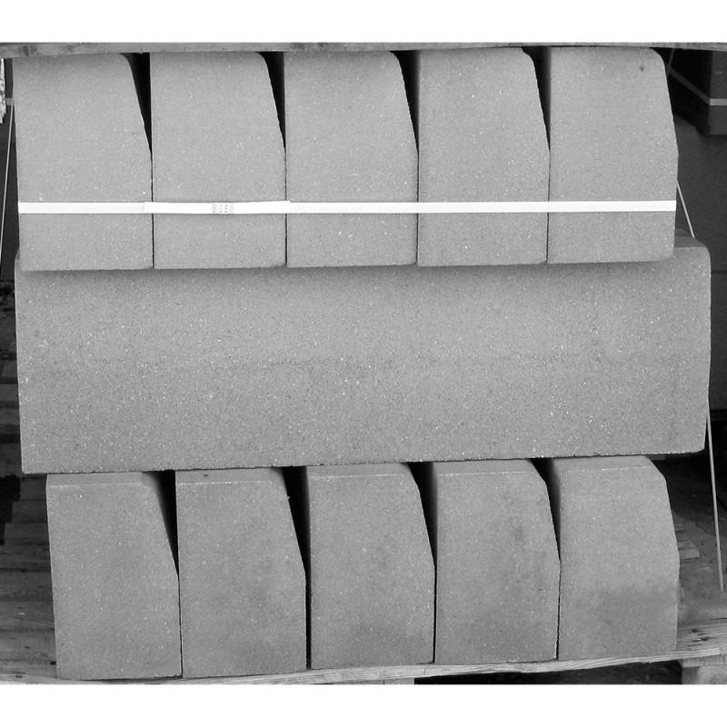 БР 100.30.18 камень бортовой (бордюр)
